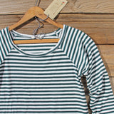 The Striped Babe Tee: Alternate View #2