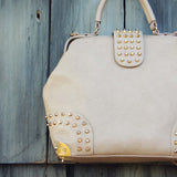 Studded Dusk Tote: Alternate View #2