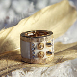 Studs & Stones Ring: Alternate View #1