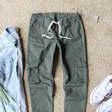 Sugar Falls Cargo Pants: Alternate View #2
