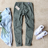 Sugar Falls Cargo Pants: Alternate View #4