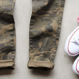 Sugar Falls Cargo Pants in Camo: Alternate View #2