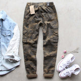 Sugar Falls Cargo Pants in Camo: Alternate View #3