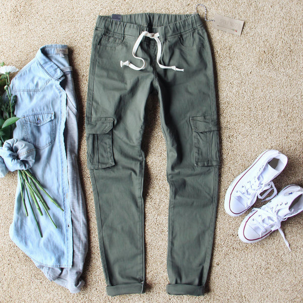 Sugar Falls Cargo Pants: Featured Product Image