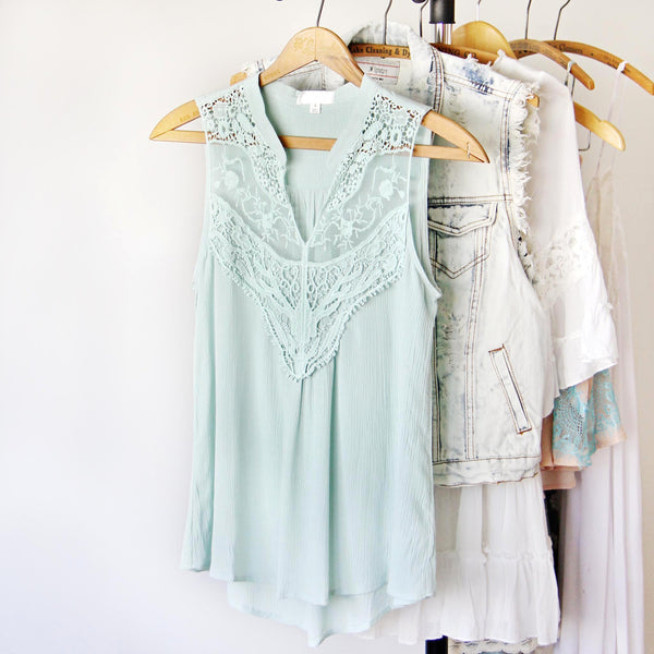 Sugar & Sage Top: Featured Product Image