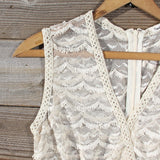 Sugared Clover Romper: Alternate View #2