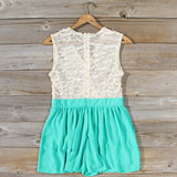 Sugared Clover Romper: Alternate View #4
