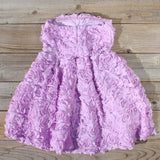 Sugared Lavender Party Dress: Alternate View #4