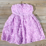 Sugared Lavender Party Dress: Alternate View #1