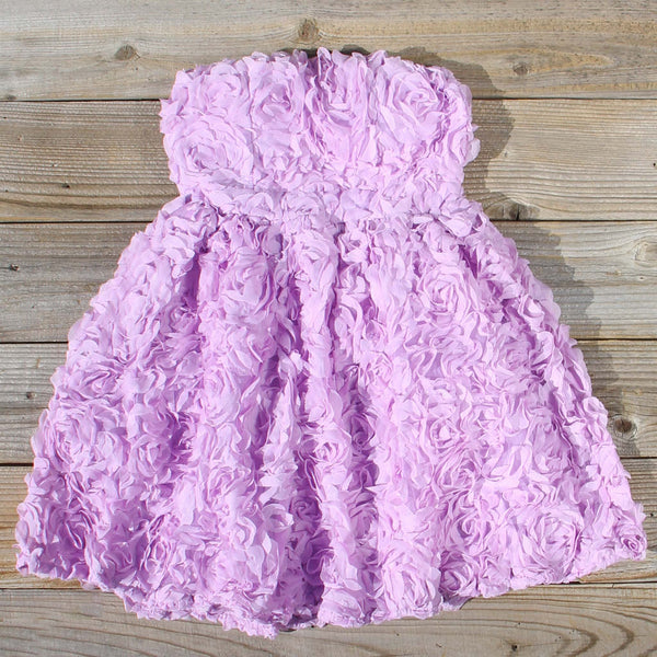 Sugared Lavender Party Dress: Featured Product Image
