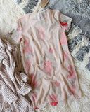 Sugared Rose Layering Tunic: Alternate View #4