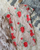 Sugared Rose Layering Tunic: Alternate View #1
