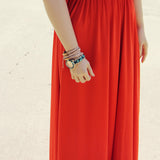 Summer Cabana Maxi Dress: Alternate View #3