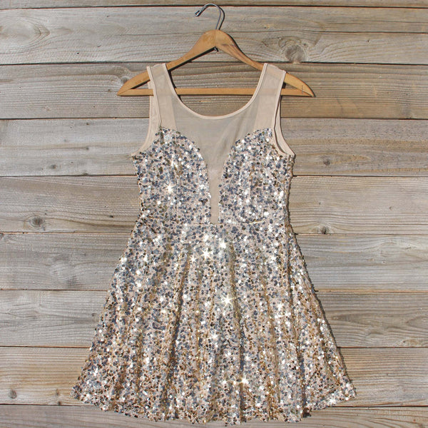Summer Gold Dress: Featured Product Image