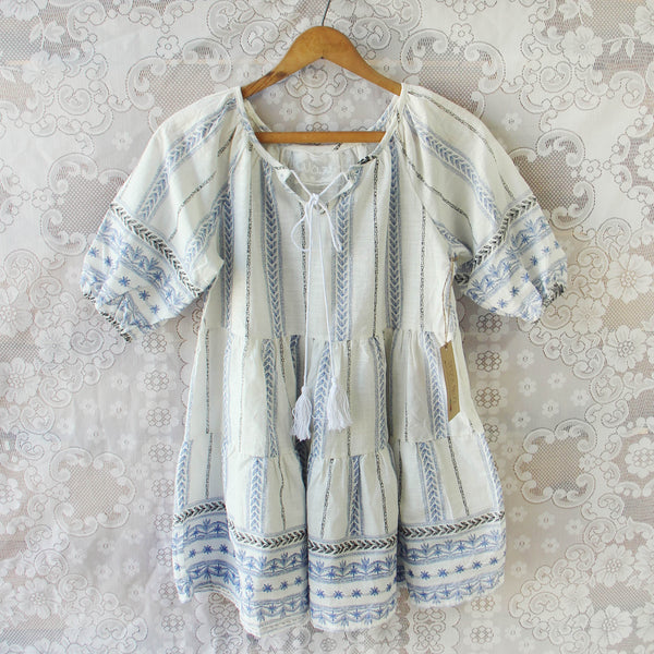 Summer Juniper Blouse in Sky: Featured Product Image