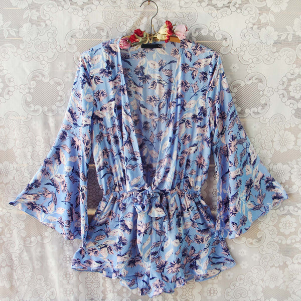 Summer Laurel Romper: Featured Product Image