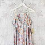 Summer Love Maxi Dress: Alternate View #1
