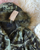 Summit Camo Coat: Alternate View #2