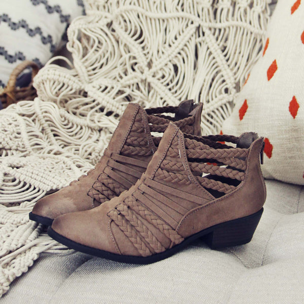 Summitview Braided Boots: Featured Product Image
