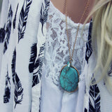 Sun Tide Necklace: Alternate View #2