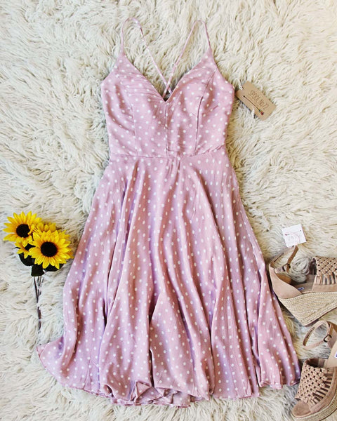 Sunflower Dress in Pink: Featured Product Image