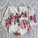 Sunkissed Romper (wholesale): Alternate View #4