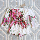 Sunkissed Romper (wholesale): Alternate View #1