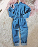 Sweet 70's Coveralls: Alternate View #4