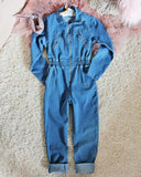 Sweet 70's Coveralls: Alternate View #2