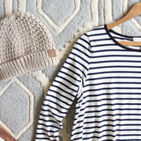 Sweet & Basic Stripe Tee: Alternate View #2