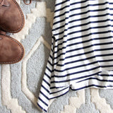 Sweet & Basic Stripe Tee: Alternate View #3