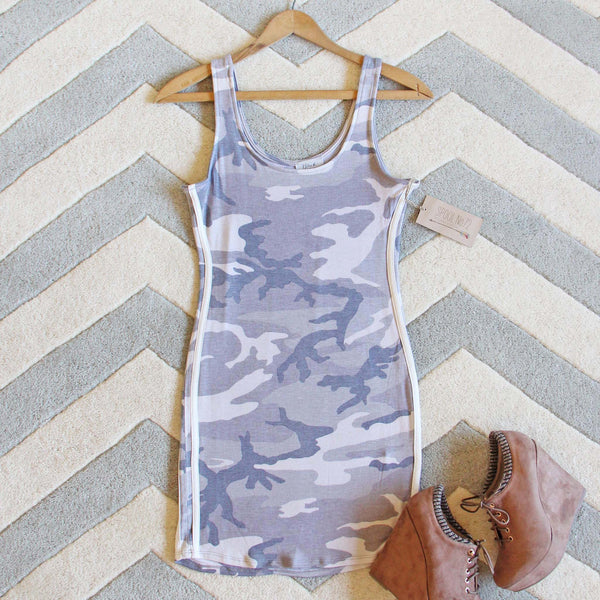 Sweet Camo Dress: Featured Product Image