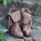 Sweet Cuff Booties: Alternate View #3