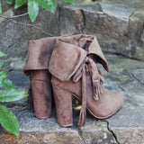 Sweet Cuff Booties: Alternate View #4