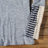 Sweet Cuff Tee: Alternate View #3