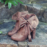 Sweet Cuff Booties: Alternate View #1