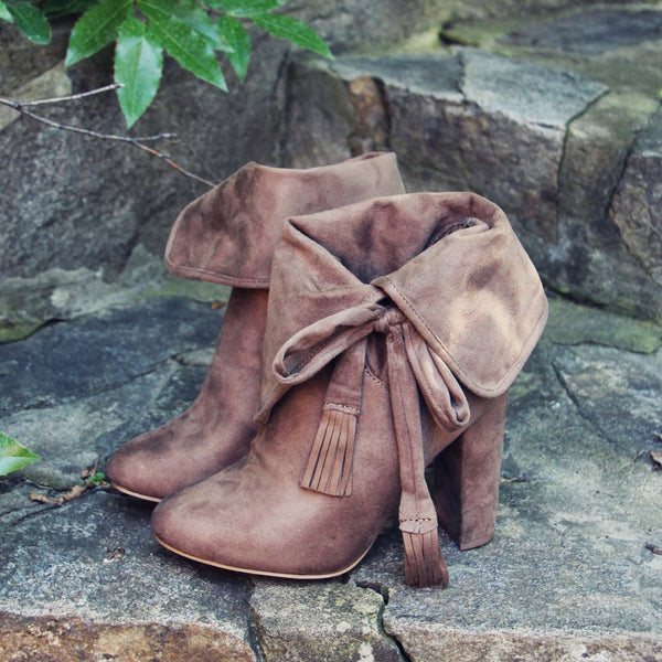 Sweet Cuff Booties: Featured Product Image
