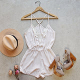 Sweet Dance Romper: Alternate View #1