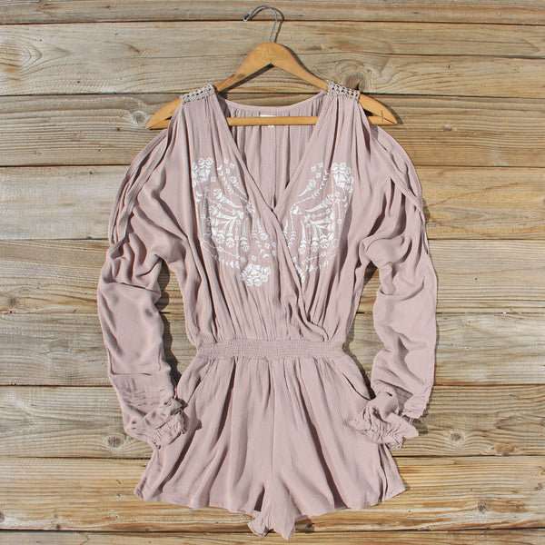 Sweet Pea Romper: Featured Product Image