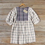 Sweet Plaid Dress: Alternate View #4