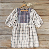 Sweet Plaid Dress: Alternate View #1