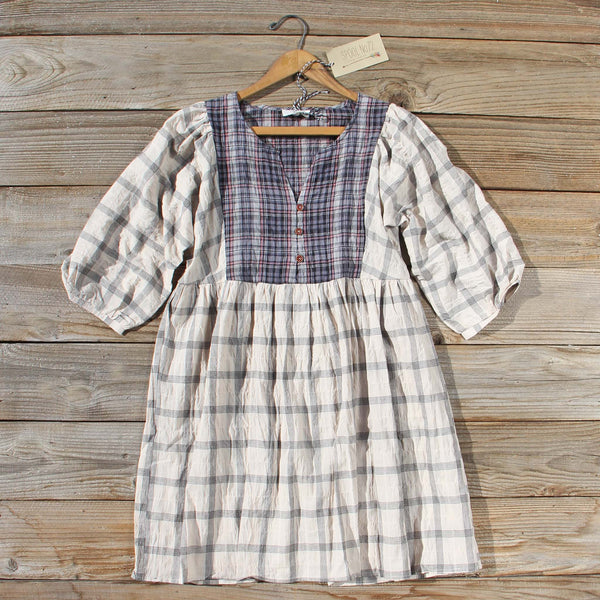 Sweet Plaid Dress: Featured Product Image