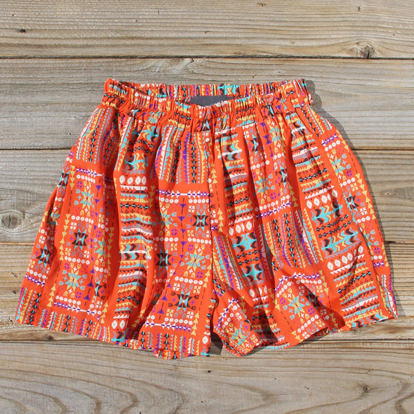 Sweet Rio Shorts: Featured Product Image
