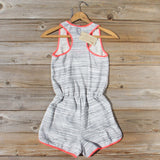 Sweet Sangria Romper: Alternate View #4