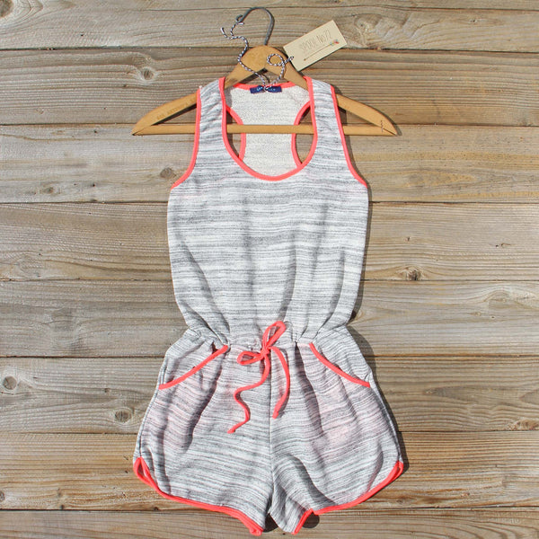 Sweet Sangria Romper: Featured Product Image
