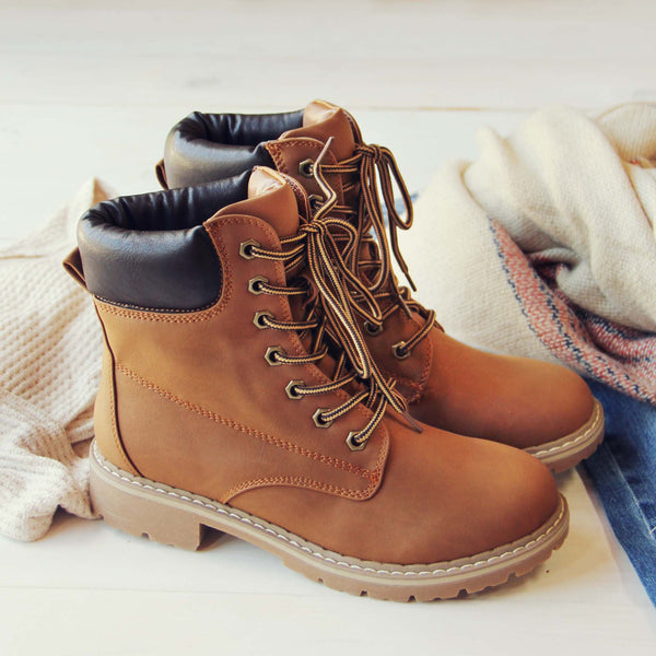 Sweet Seattle Boots: Featured Product Image