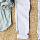 Sweet Skinny Cargo Pants: Alternate View #3