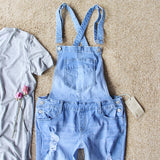 Sweet Tea Overalls: Alternate View #1