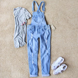 Sweet Tea Overalls: Alternate View #2