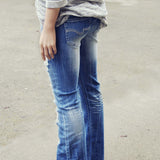 Sweet & Torn Jeans: Alternate View #4